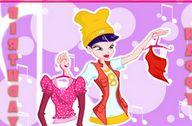 Winx Club конкурс Твои феи и игра одевалку!