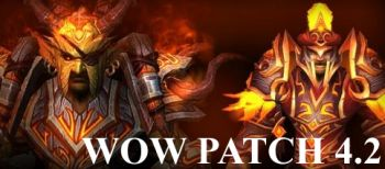 WOW Cataclysm ���� 4.2 ������� RU/EU patch