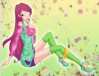 Аватарки и видео Winx и аниме Токио мяу-мяу 2 часть